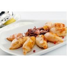 Baby Calamari vom Grill Grosse Portion