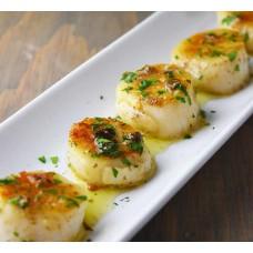 Kammmuscheln aglio olio