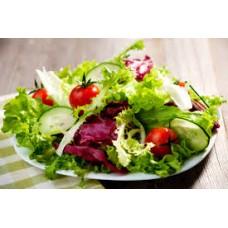 Gemischter Salat (Italienischer Dressing)