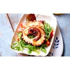 Oktopus vom Grill Kleine Portion