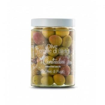 Olive Termine di Bitetto  550 gr