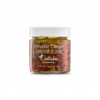 Pomodorini ciliegini essiccati 230 gr
